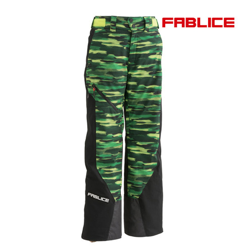 [17/18파블리스]Freeride Pants_Green