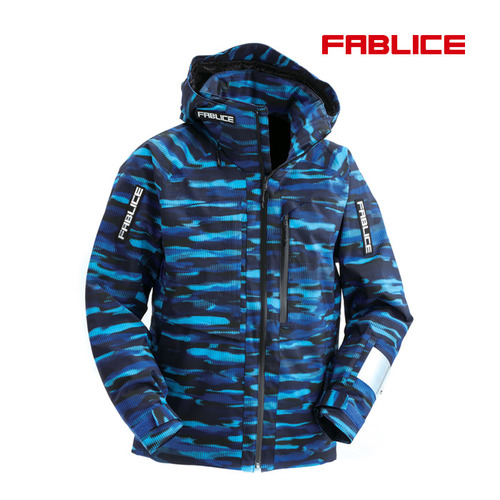 [17/18파블리스]Freeride Jacket_Blue