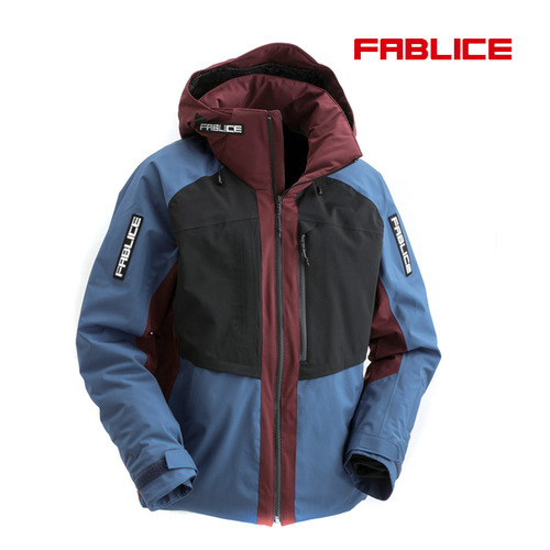 [17/18파블리스]Freeride Jacket_Blue Grey