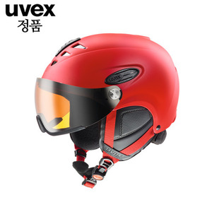 [UVEX우벡스]uvex hlmt 300/red mat