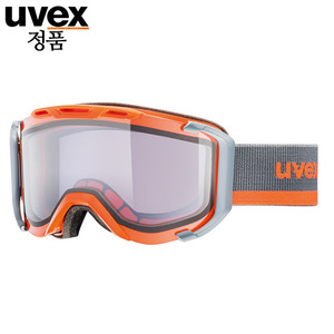 [UVEX우벡스]uvex snowstrike VT/grey-orange