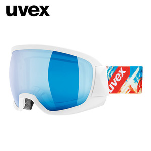 [UVEX우벡스]uvex contest FM/white mat/blue