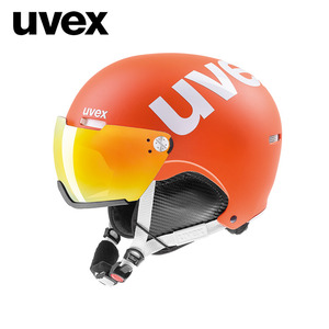 [UVEX우벡스]hlmt 500 visor/orange mat/orange(S2)