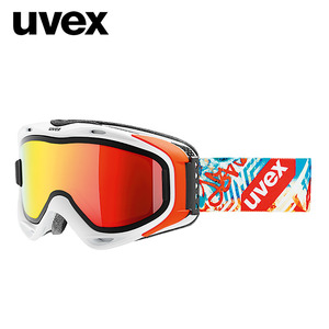 [UVEX우벡스]uvex g.gl 300 TO/white-orange mat