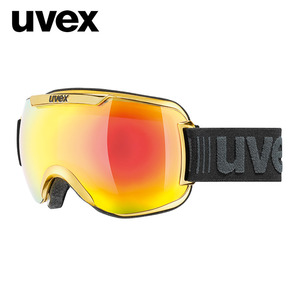 [UVEX우벡스]downhill 2000 FM chrome/yellow