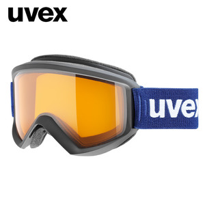 [UVEX우벡스]uvex fire race/black mat/lasergold