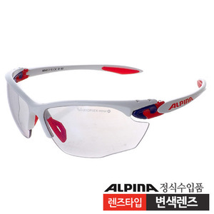 [ALPINA/알피나]TWIST FOUR VLM+(white-blue-red)
