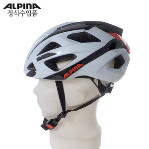 [ALPINA/알피나]VALPAROLA RC(black-white-red)